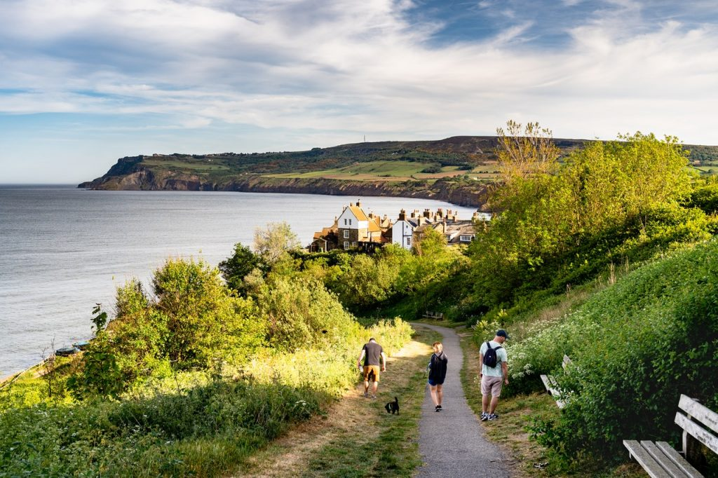 8 of the best walks in the United Kingdom