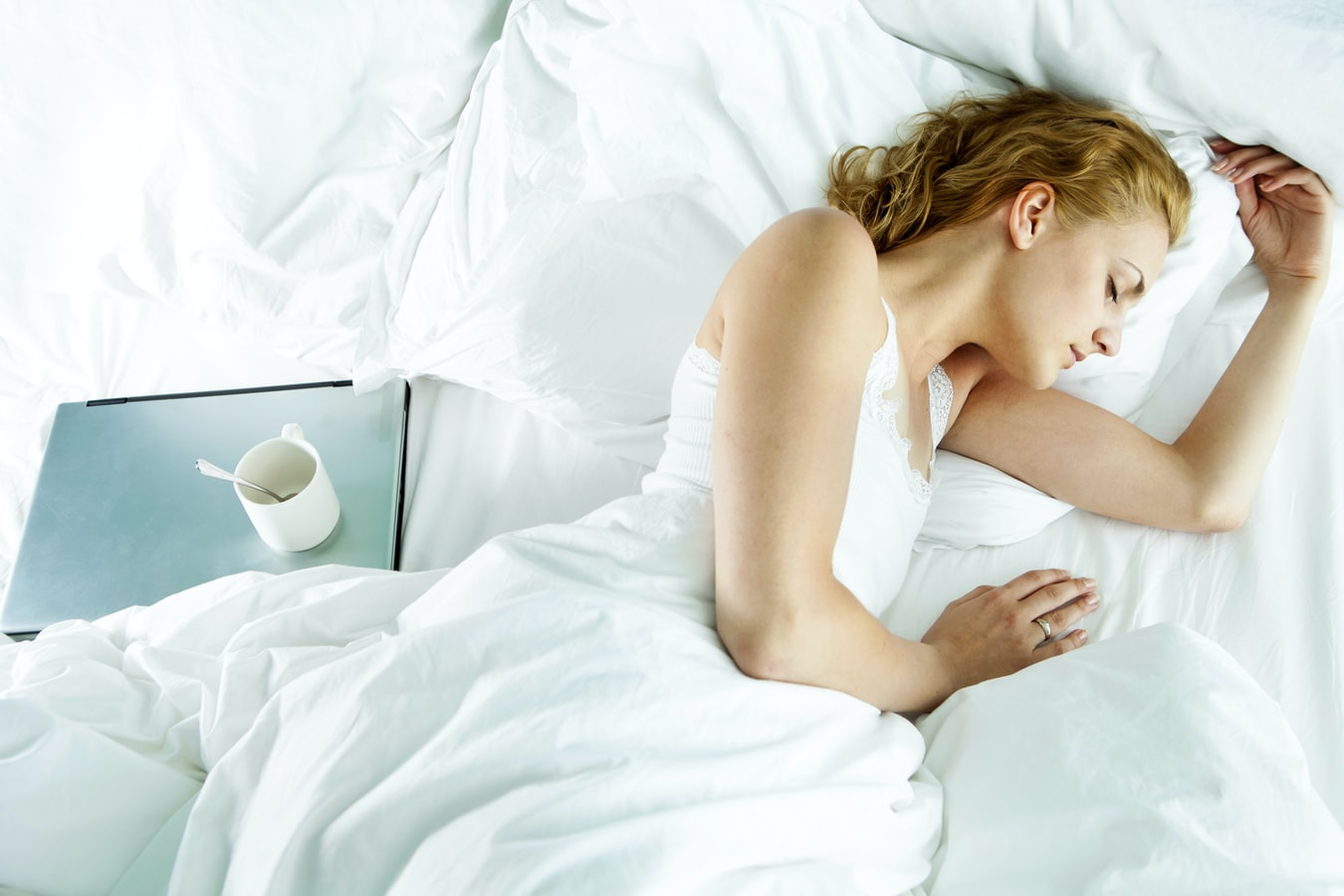 getting enough sleep to prevent ageing